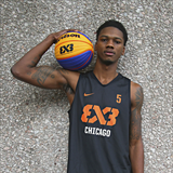 Profile of Alfonzo McKinnie