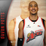 Profile of Davon Potts