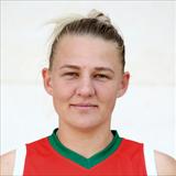 Profile of Natallia Dashkevich