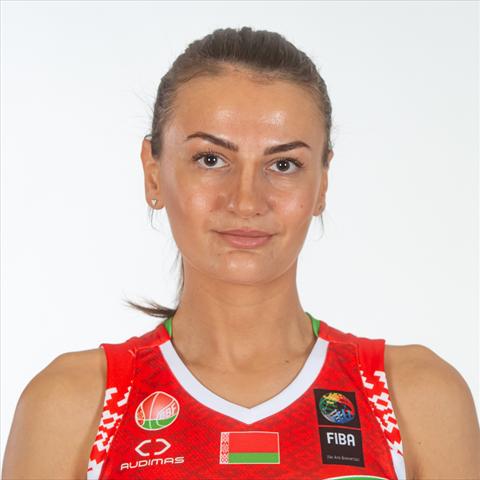 Darya Mahalias