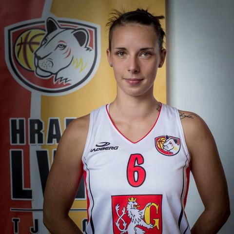 Kateřina Zavázalová