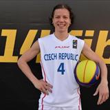 Profile of Veronika Bortelová