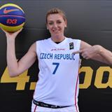 Profile of Petra Reisingerová