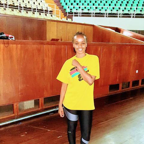 Caroline Nduta