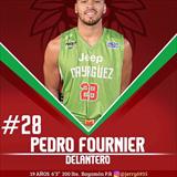 Profile of Pedro Fournier