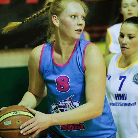 Olena Gomeniuk