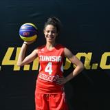 Profile of nadia hamzaoui
