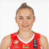 Profile of Anastasiya Sushchyk