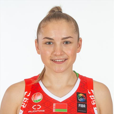 Anastasiya Sushchyk