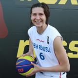 Profile of Michala Hartigová