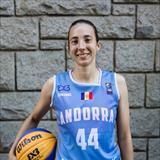 Profile of Cristina Andrés Rabasa