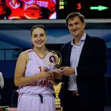 Profile of Iryna Krauchanka