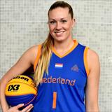 Profile of Lisa van den Adel