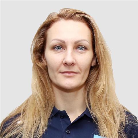Olena Ogorodnikova