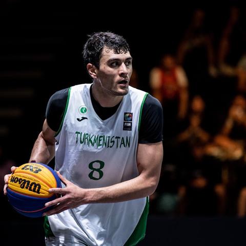 Merdan Hojamedov